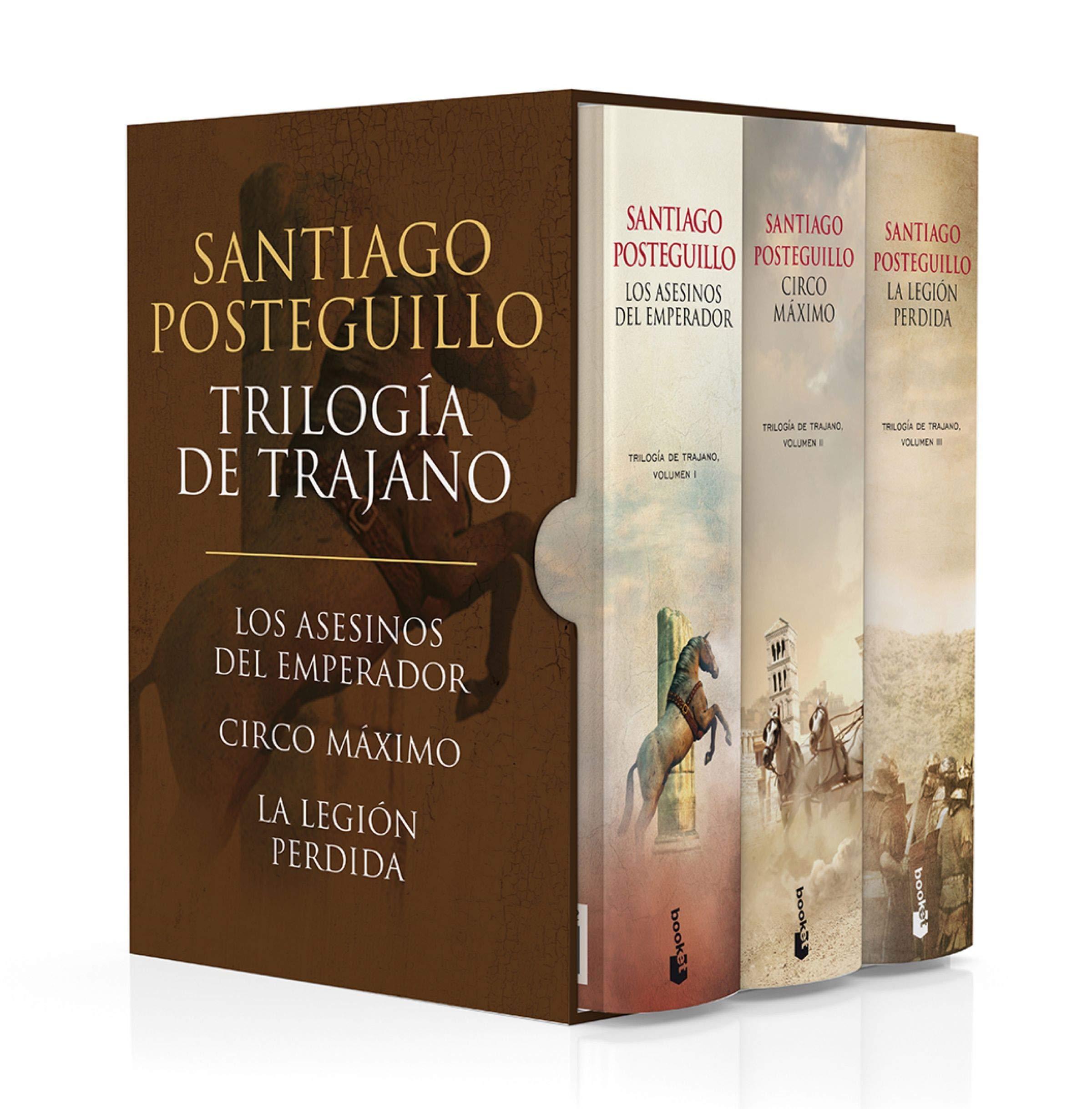 Santiago Posteguillo Trajano
