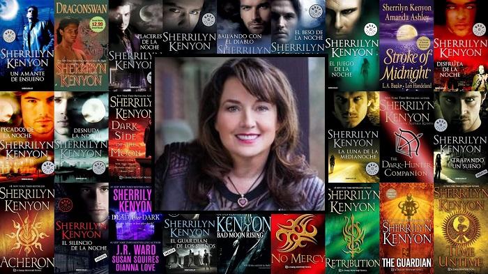 Sherrilyn Kenyon libros para leer y regalar