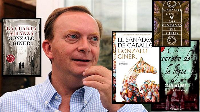 Gonzalo Giner libros para leer o regalar