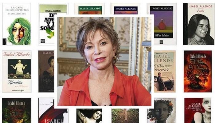 Isabel Allende libros para leer o regalar