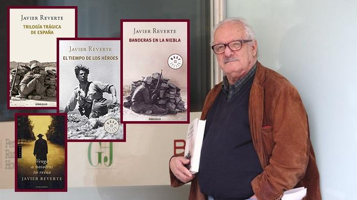 Javier Reverte trilogía Guerra Civil para leer y regalar