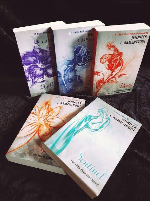 Jennifer L. Armentrout libros para regalar o leer