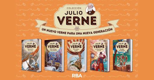 Julio Verne para niños