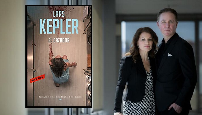 Lars Kepler El cazador