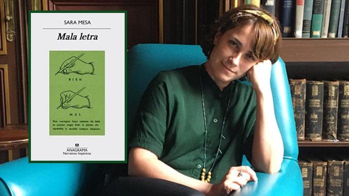Mala Letra Sara Mesa