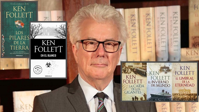 Mejores libros de Ken Follett