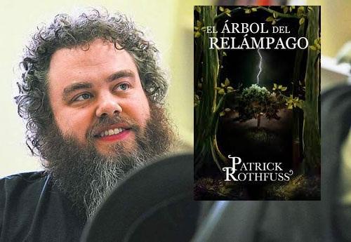 Patrick Rothfuss El árbol del relámpago