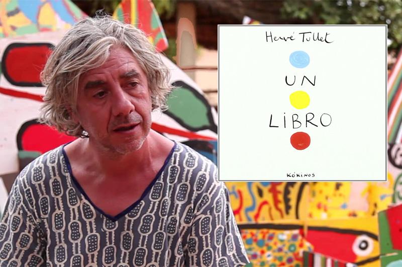 Un libro Hervé Tullet para regalar o leer