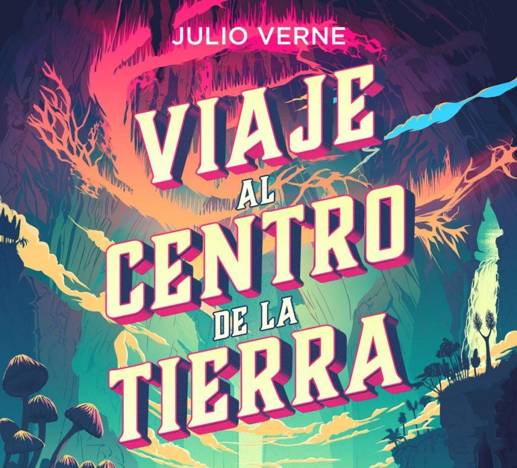 Viaje al centro de la Tierra Julio Verne