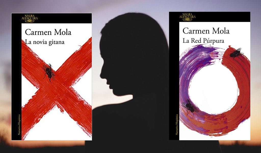 Carmen Mola trilogía literaria
