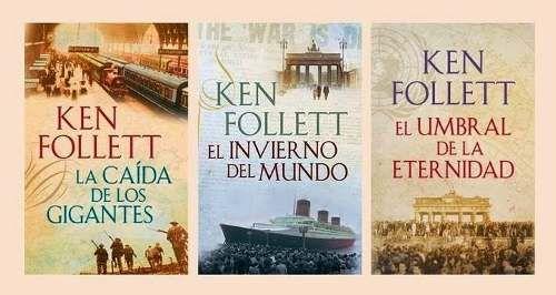 Trilogía Ken Follet
