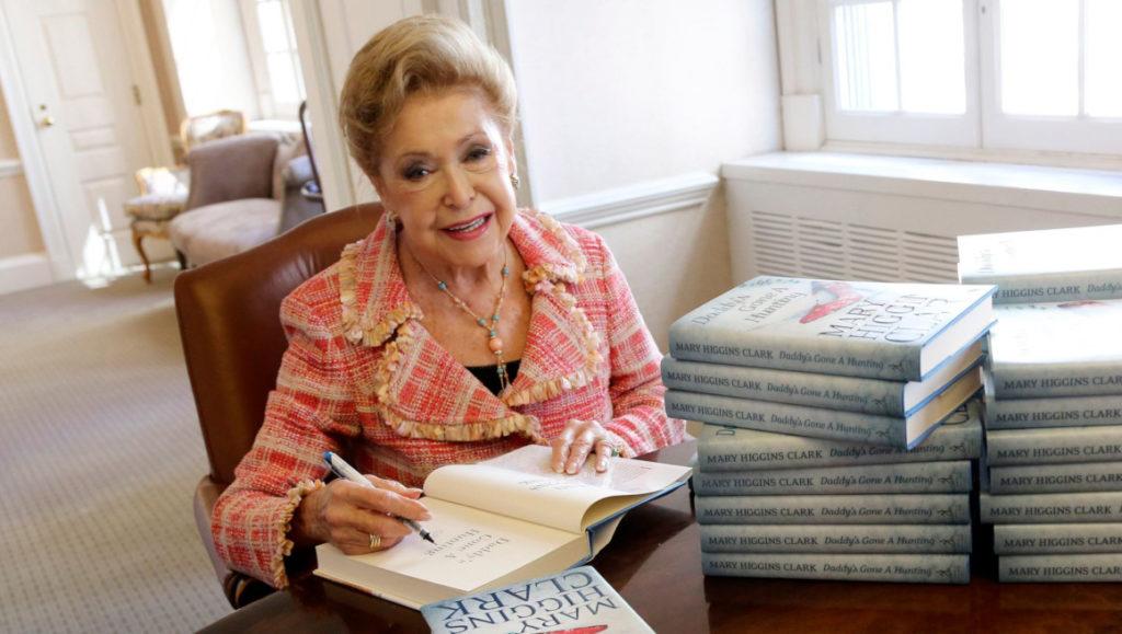 Mary Higgins Clark libros para leer y regalar