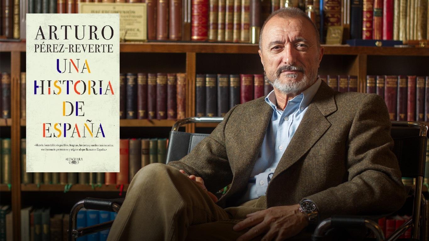 Una Historia de España Perez Reverte
