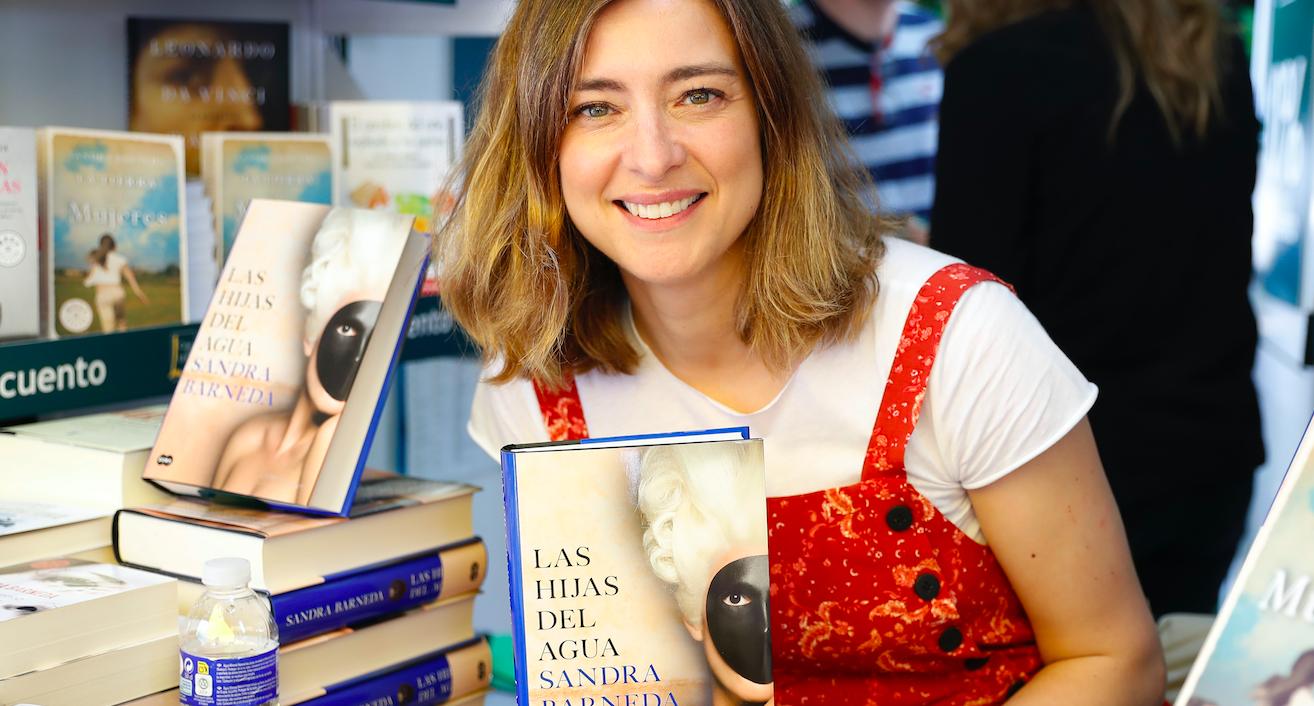 Sandra Barneda libros para regalar o leer