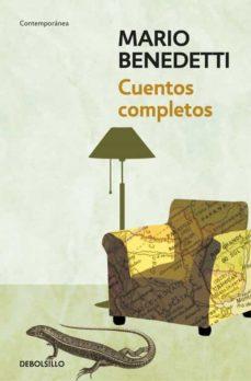 Cuentos Completos Libros de Mario Benedetti