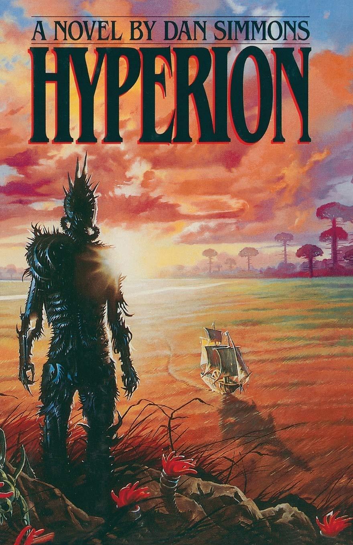 Hyperion - Dan Simmons libros