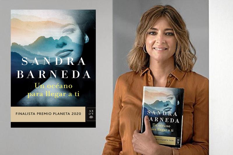 Sandra Barneda último libro