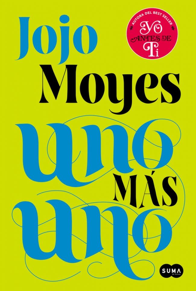 Uno más uno Libros de Jojo Moyes